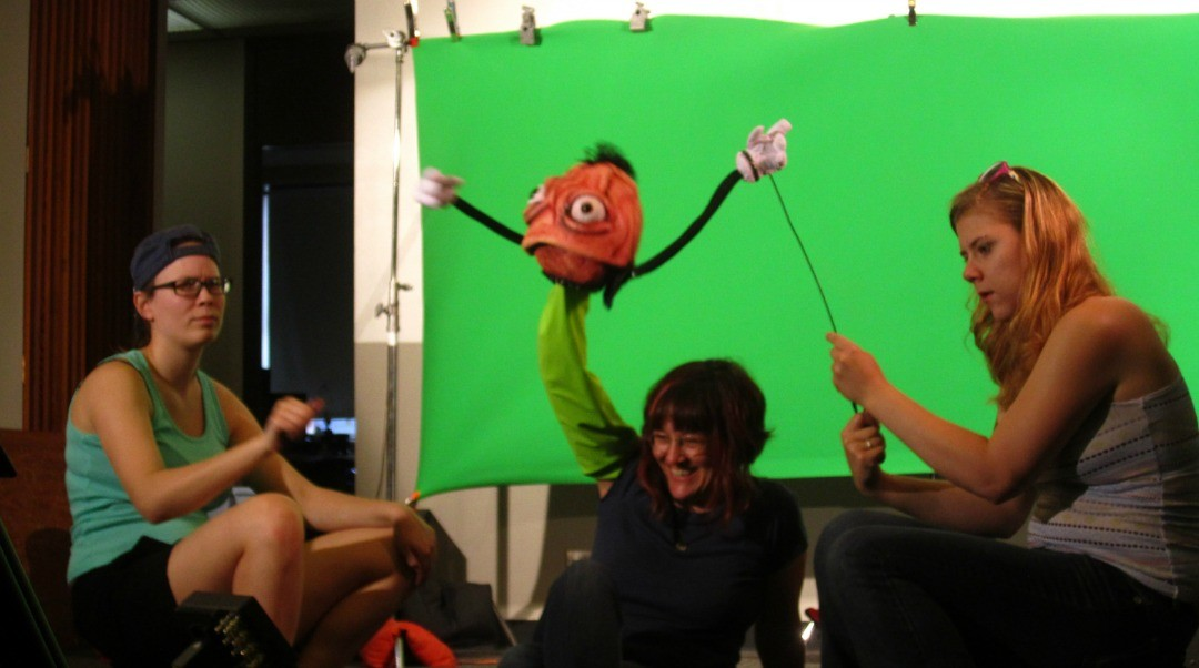 Puppetry for Green Screen Workshop